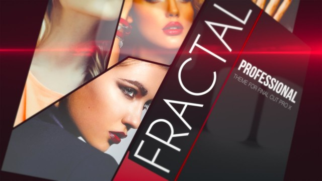 FRACTAL – Professional Theme for Final Cut Pro X – Pixel Film Studios