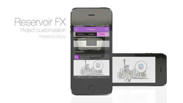 Reservoir FX – The Official App for Android & iOS