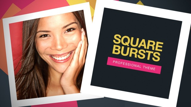 SQUARE BURSTS – PROFESSIONAL THEME FOR FINAL CUT PRO X – Pixel Film Studios
