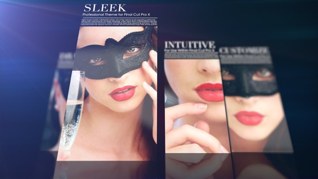 Sleek – Professional Theme for Final Cut Pro X – Pixel Film Studios