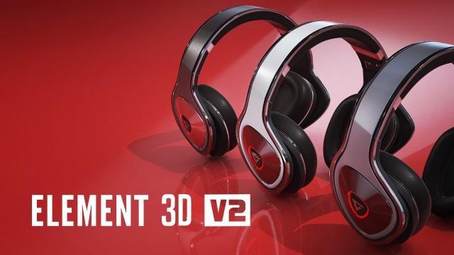 Element 3D V2!
