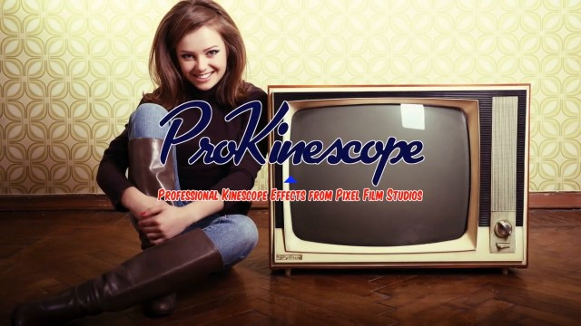 ProKinescope – Professional Kinescope Effects in FCPX from Pixel Film Studios