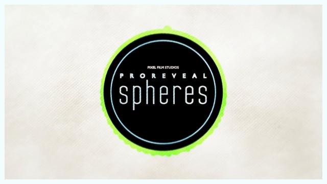 Pixel Film Studios – ProReveal: Spheres – Professional Logo Revealer For FCPX