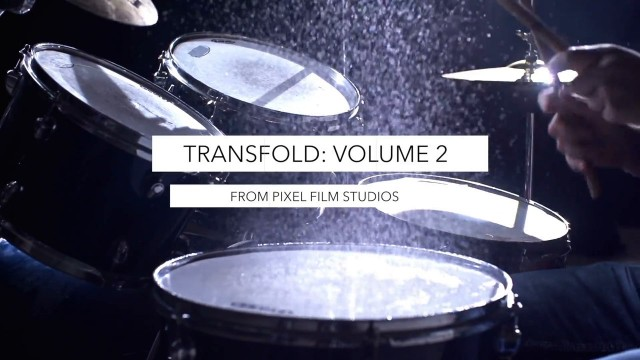 TransFold: Volume 2 – Folding Transition for FCPX – Pixel Film Studios