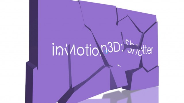 inMotion3D Shatter – 3D Shatter Effects for Motion 5 – Pixel Film Studios