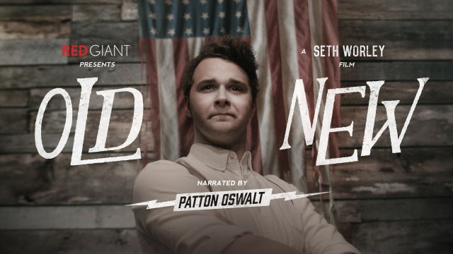 "Red Giant | ""Old/New"" – Narrated by Patton Oswalt"