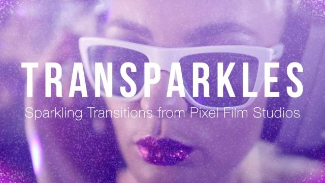 TranSparkles – Sparkling Transitions for Final Cut Pro X