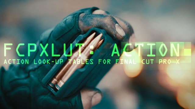 FCPX LUT: Action – Action Color Look Up Tables for FCPX – Pixel Film Studios