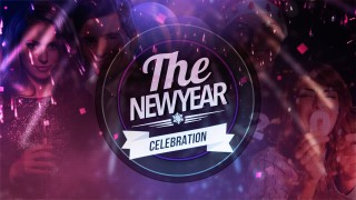 The New Year – Holiday Theme Package for Final Cut Pro X – Pixel Film Studios