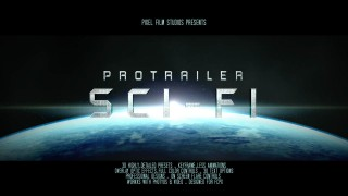 ProTrailer Sci Fi – Professional Trailer Titles For FCPX